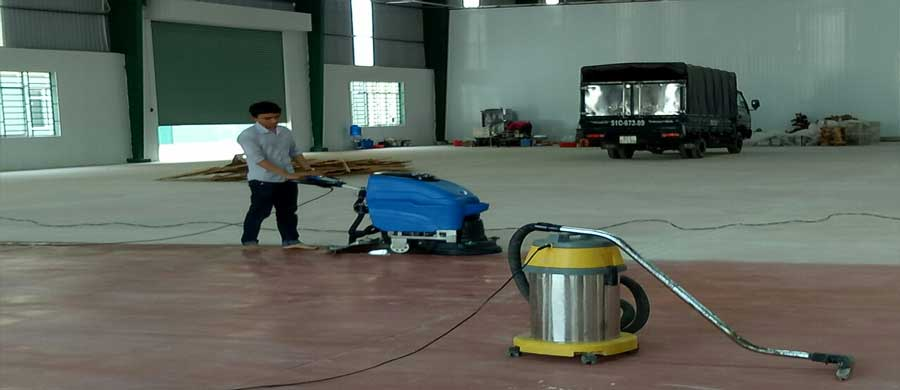 dịch vụ vệ sinh nhà xưởng tại hcm và bình dương